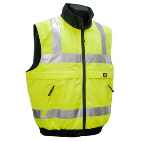 Hi Visiblity Light Weight Rain Jacket