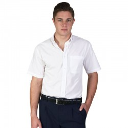 Cotton Shirt Short Sleeve