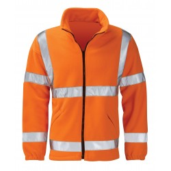 Hi Visiblity Light Weight Winter Jacket