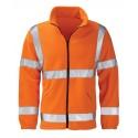Hi Visiblity Light Weight Winter Jacket
