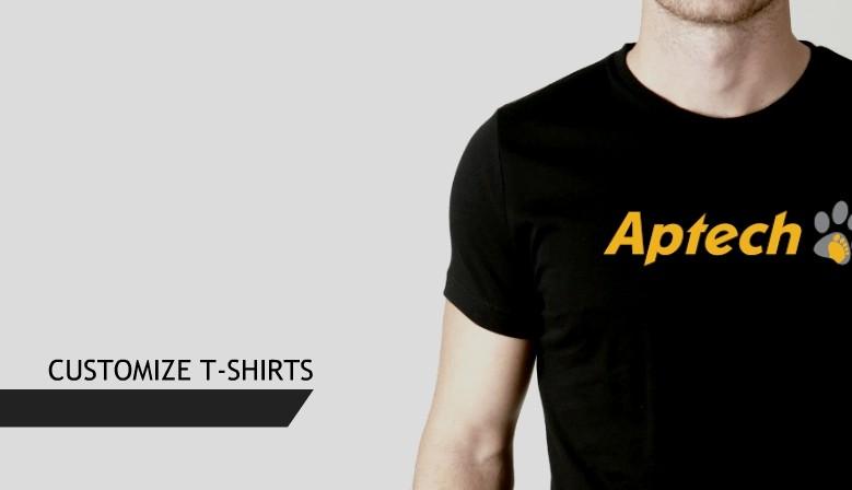 customize tshirts
